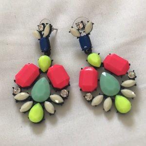 J Crew earrings.